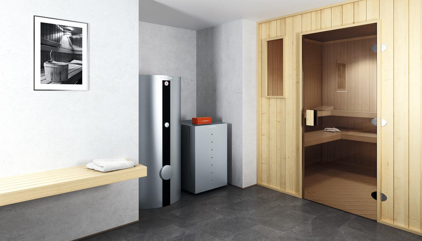 gruntowa pompa ciep vitocal 300 g. Black Bedroom Furniture Sets. Home Design Ideas
